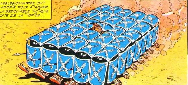 """Résultat de recherche d'images pour """"asterix boucliers tortue"""""""